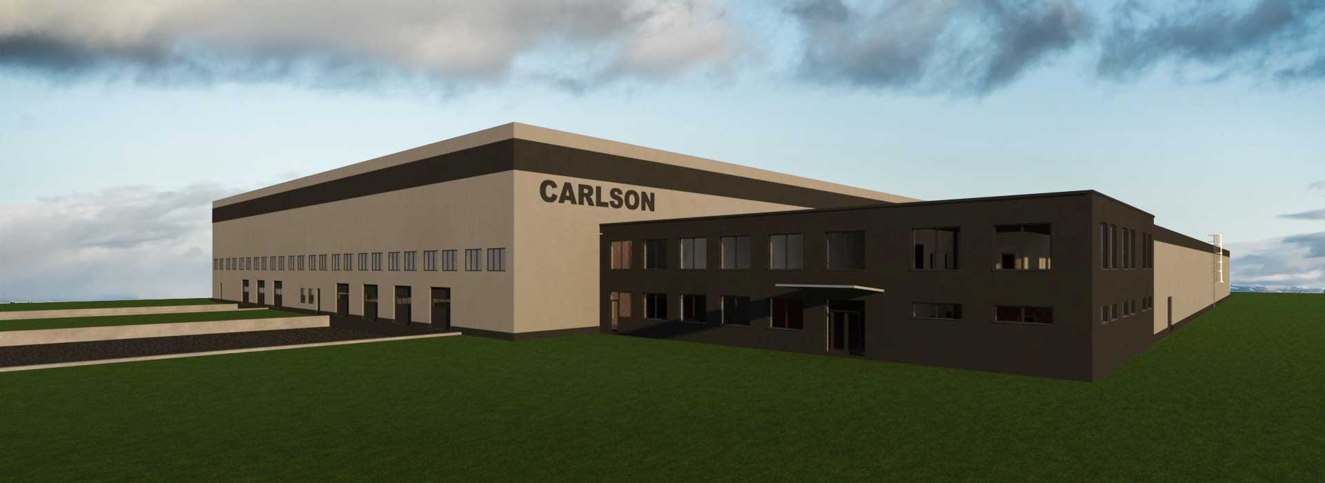 Carlson Velvary (CZ) - we start building