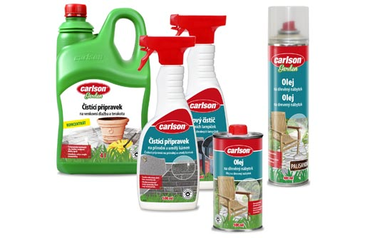 Carlson Garden - Garden Care and Protection