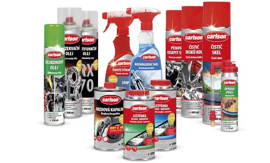 Carlson - Car Care Products