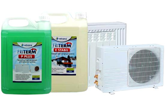 Carlson Velvana Friterm - Liquids for technical equipment of buildings